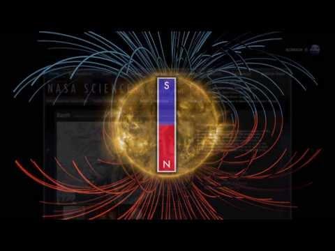 Přepólování magnetického pole Slunce se blíží (české titulky)