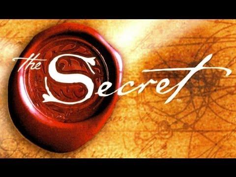 Tajemství (The secret) cz.