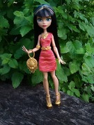 Cleo Dance the Fright Away ooak 1