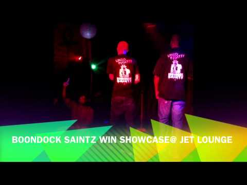 BOONDOCK SAINTZ WIN SHOWCASE
