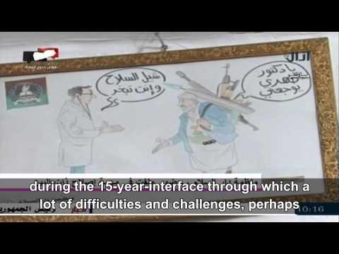 الشيخ المروني في احتواء اخطر النزاعات مترجم