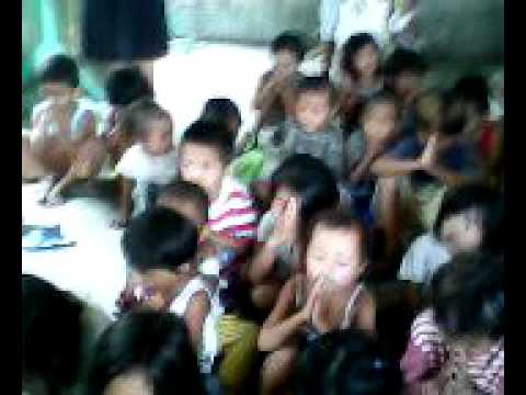 kalinaw mindanao Bible storytime for the selected kids
