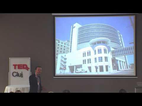 TEDxCluj - Kai Jacobsen - Paradigm shift from war to peace