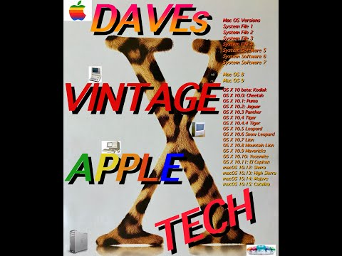 DAVEs VINTAGE APPLE TECH TRAILER