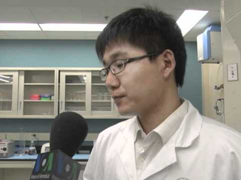 Lab Working to Improve Food Safety