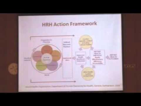 Addressing Global HRH Challenges through Leadership Development Part I