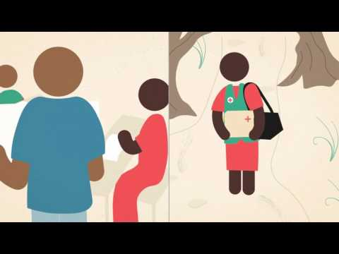 Filling the gap with community health workers