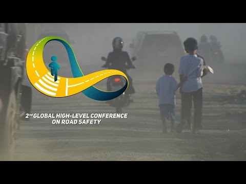 WHO: Global Road Safety - Time for Results