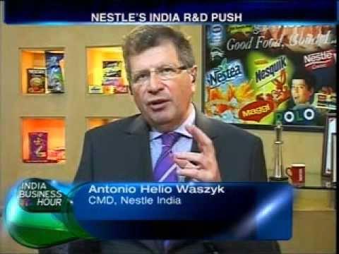 NESTLE'S INDIA R&D PUSH