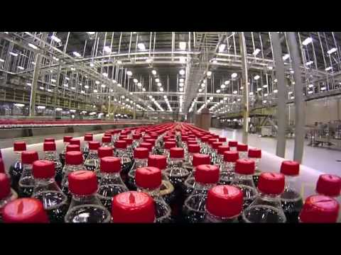 Ultimate Factories-Coca Cola- part 1 -National Geographic-