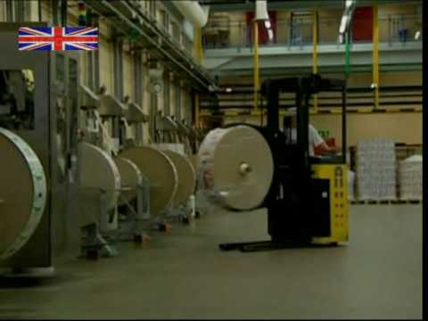 How Paper Cartons Are Made