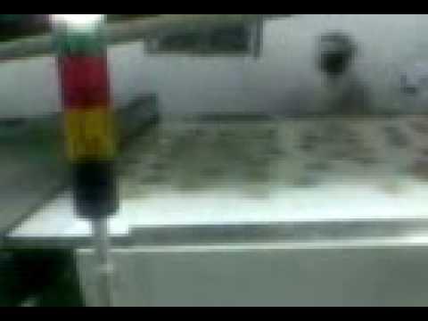 cooling conveyor video 1