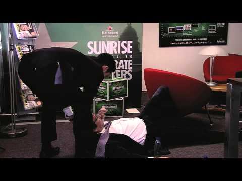 Heineken - The Candidate