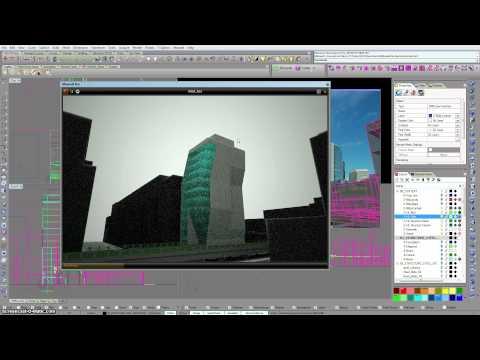 Rhino + Maxwell + Photoshop = Background Bitmap & Alpha channel
