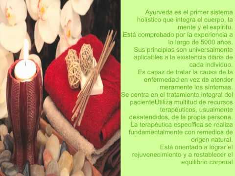 FORMACION MASAJE AYURVEDA EN VALENCIA
