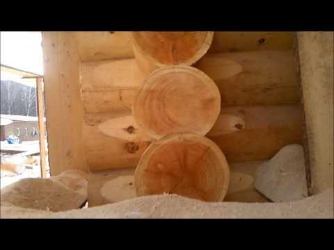 Дома ручной рубки ручная рубка