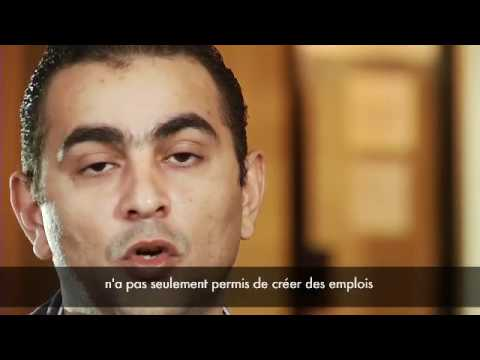 PlaNet Finance - International Microfinance Awards : Abdulaziz El Gafawari, Biyala, Egypt (Health)