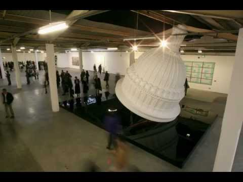 Abdulnasser Gharem's 'The Capitol Dome' - Edge of Arabia #COMETOGETHER