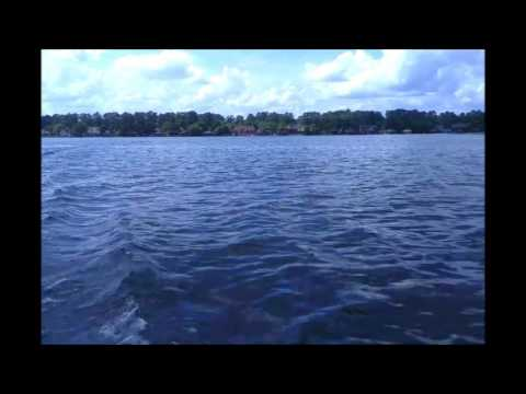 9.9 HP Electric Outboard Breakdown and Footage of 4 Mile Run