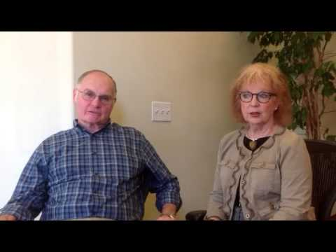 Lyle and ginger Simms testimonial for McDaniel Callahan rea