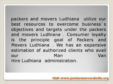 Packers and Movers Ludhiana Removal Services