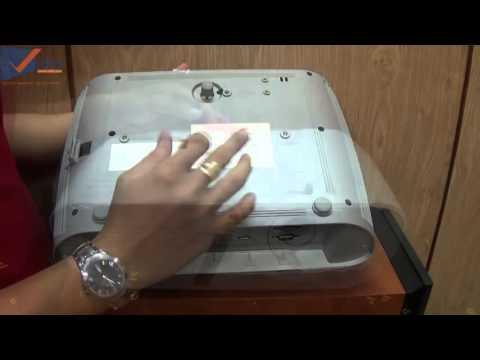 Máy chiếu phim   Giới thiệu máy chiếu ViewSonic PJD5155L   Vidia Channel