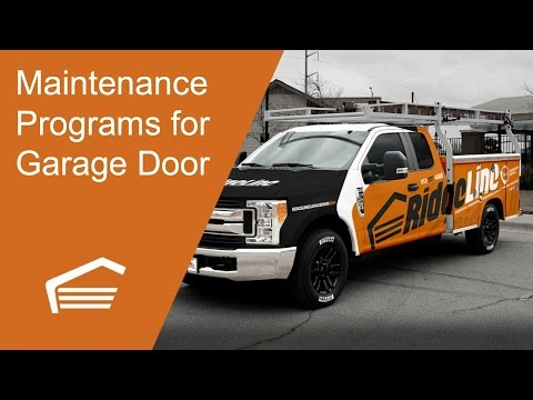 Maintenance Programs for Garage Door Austin | (512) 571-4585