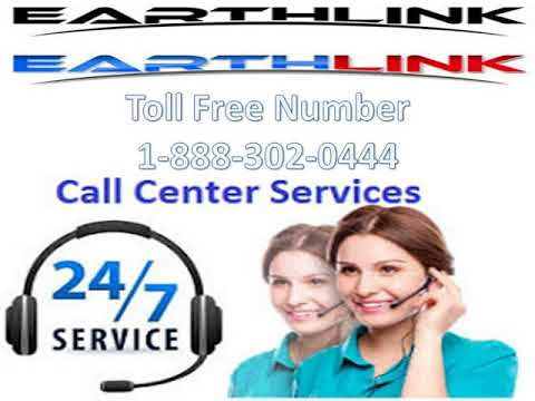 Earthlink Tech Support -1-888-302-0444