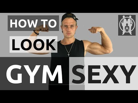 What To Wear To The Gym | Gym Clothes For Men | How To Look Good In The Gym | Men's Workout Clothing