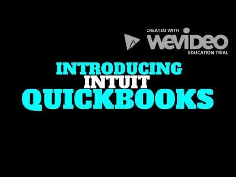 Introducing Intuit QuickBooks