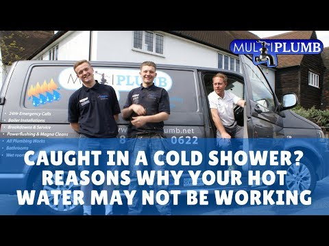 Caught in a Cold Shower? Reasons Why Your Hot Water May Not Be Working | MultiPlumb Bathrooms