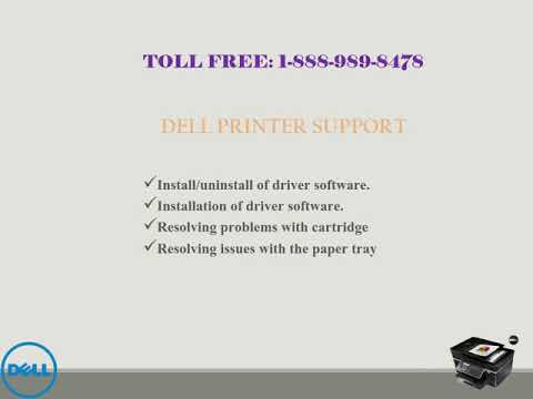 Dell Printer Support Number +1-888-989-8478 For Remote Help
