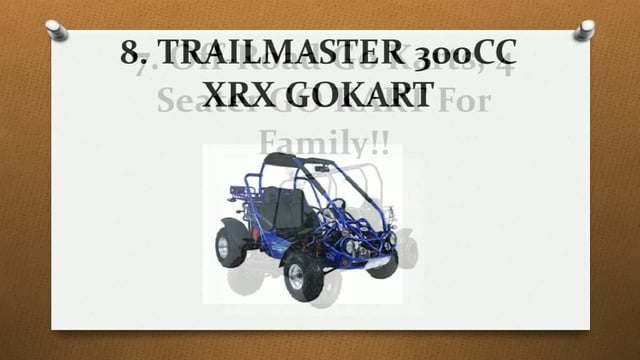 Top 10 Best Off-Road Go-Karts