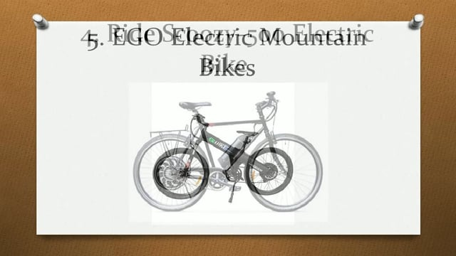 Top 10 Best Electric Mountain Bikes