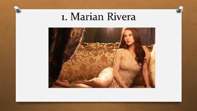Top 10 Most Beautiful Filipino Female Stars