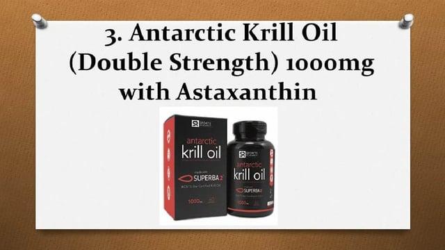 Top 12 Best Krill Oils