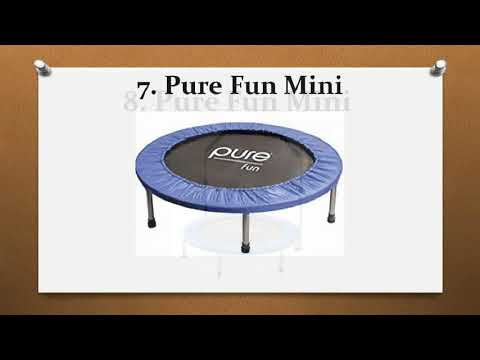 Top 10 Best Mini Trampolines