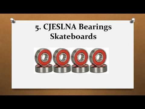 Top 10 Best Skateboard Bearings