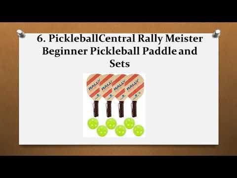 Top 10 Best Pickleball Paddles