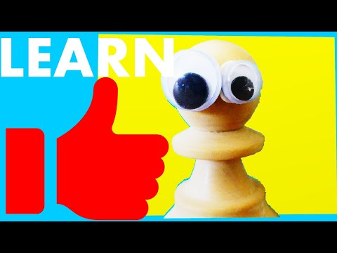 +CHESS IN STOPMOTION  LEARN & PRACTICE THE CHESSBOARD+