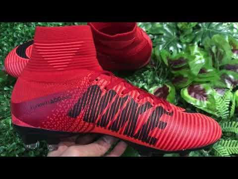 Nike Mercurial Superfly V DF FG Bright Crimson