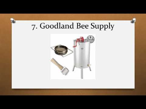 Top 12 Best Honey Extractors