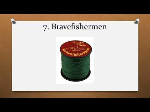 Top 10 Best Braided Fishing Lines