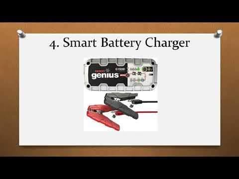 Top 5 Best Battery Chargers
