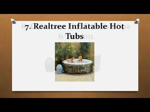 Top 10 Best Inflatable Hot Tubs