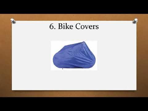 The 10 Best Bike Covers