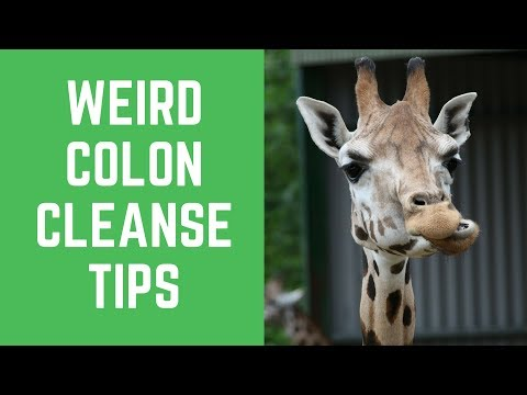 This Video on YouTube About 7 Weird Good Colon Cleanse Benefits