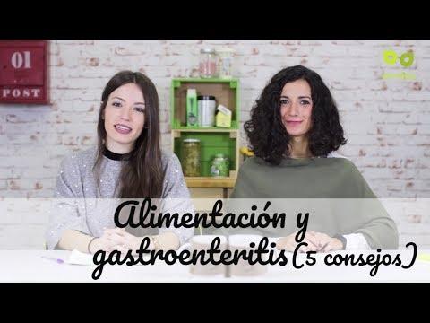 Alimentación y gastroenteritis (5 consejos)