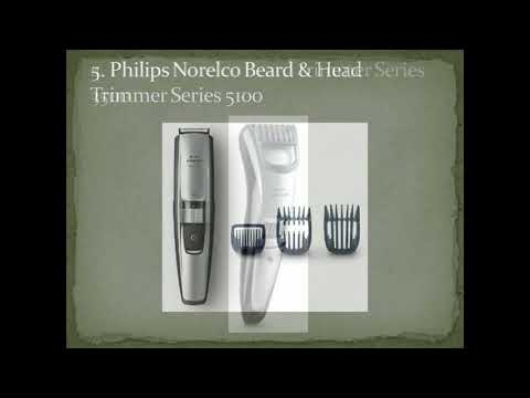 Top 8 Best Norelco Beard Trimmers