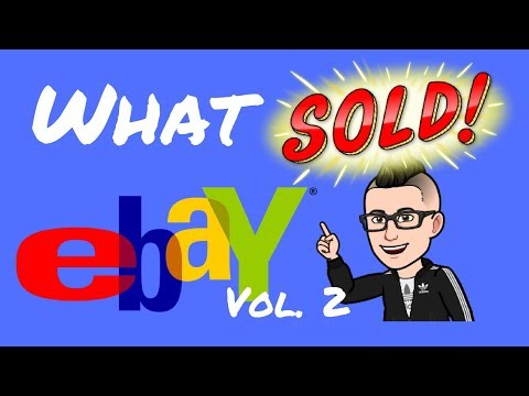 AWESOME What Sold On eBay Vol. 2